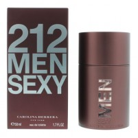 Carolina Herrera - 212 Sexy Men 50ml