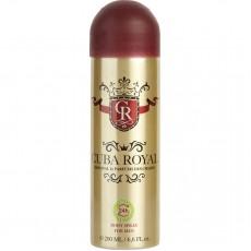 Cuba Paris - Desodorante Cuba Royal 100ml