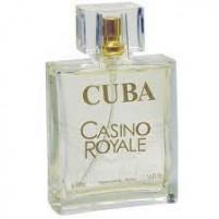 Tester Cuba Casino Royale 100ml - Cuba Perfumes