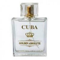Tester Cuba Golden Absolute 100ml - Cuba Perfumes